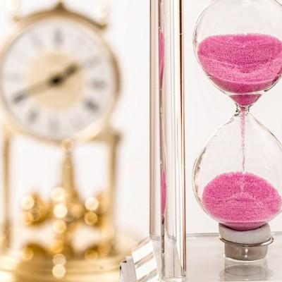 smėlio laikrodis
