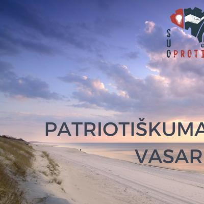 Patriotiškumas vasaris suoprotis