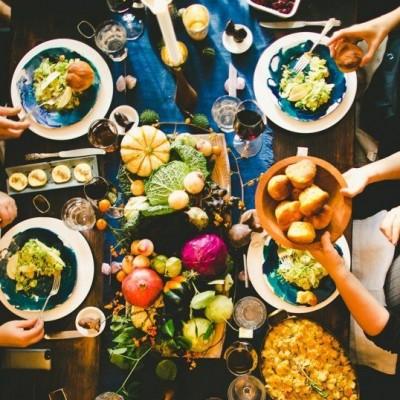 Pirmakursių vakarienė