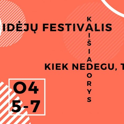 idėjų festivalis